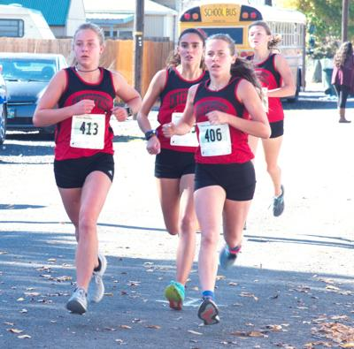X-country team marches toward finale