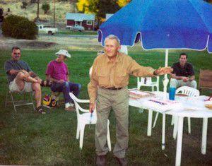 Troy celebrates resident's 94th birthday