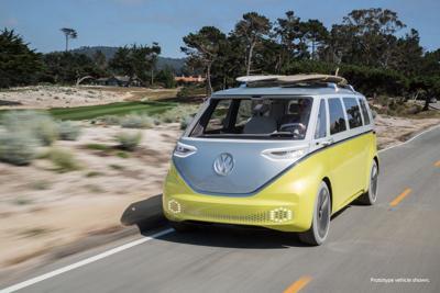 The VW I D Buzz