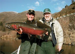 Big fish stories are true ... sometimes