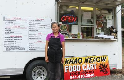 County's first Thai food