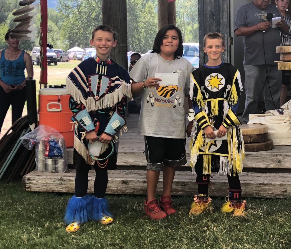 Tamkaliks Boys Traditional Winners