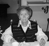 Annice Rowe turns 100 years old