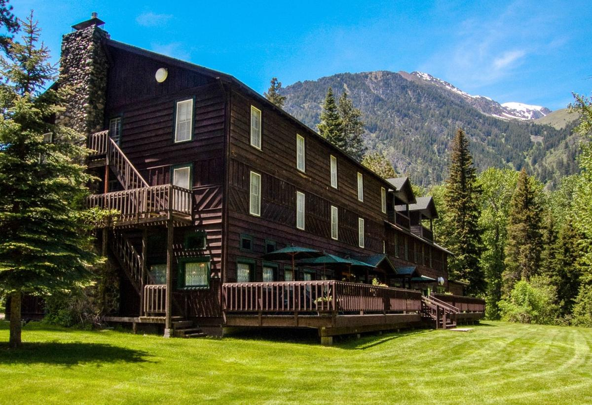 Historic Wallowa Lake Lodge up for sale
