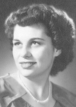 Obituaries: MYRNA SASSER