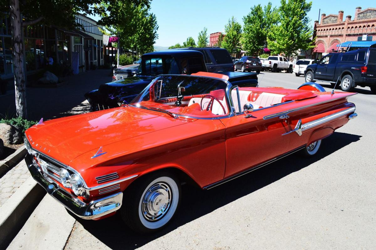 Oregon Mountain Cruise show packs them in