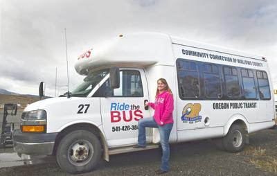 Community connections bus