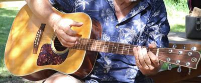 Rombach Frank's guitar