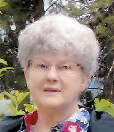 Betty Jane Winters June 3, 1943 to Oct. 27, 2016