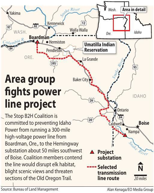 Fighting Idaho Power