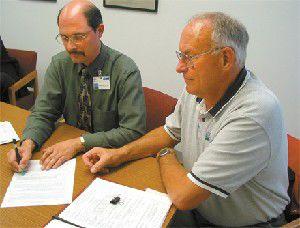 Hospital inks loan deal with USDA