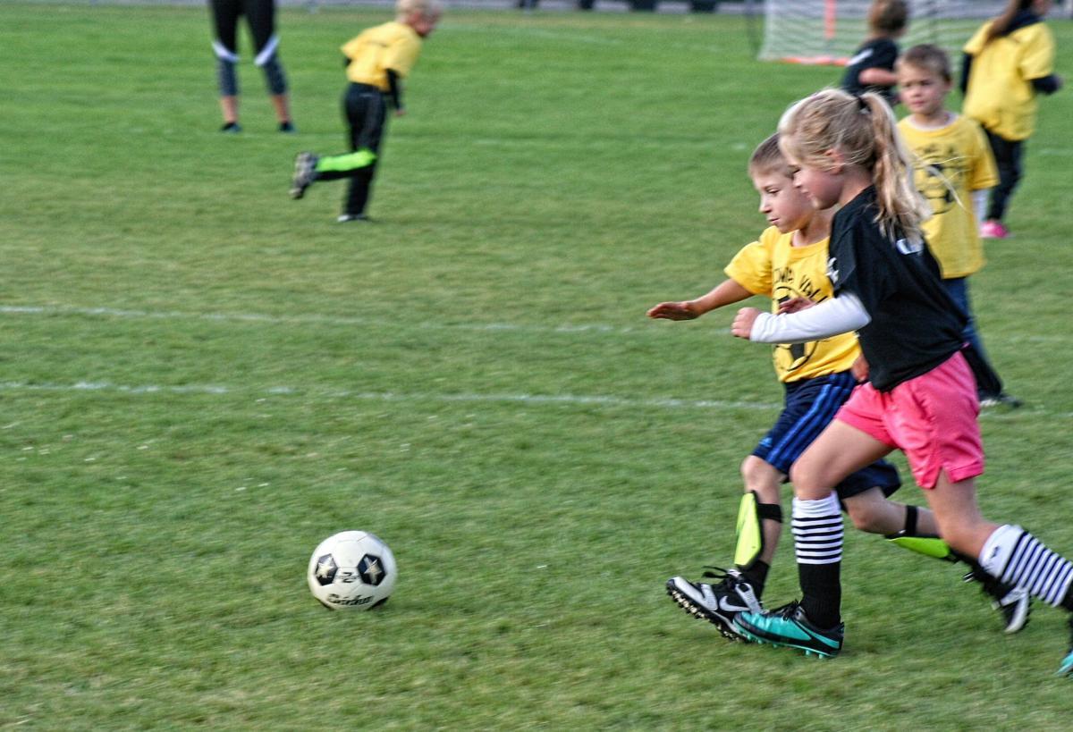 Kids Soccer 1