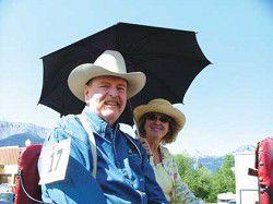 Creator of Mule Days serves as grand marshal