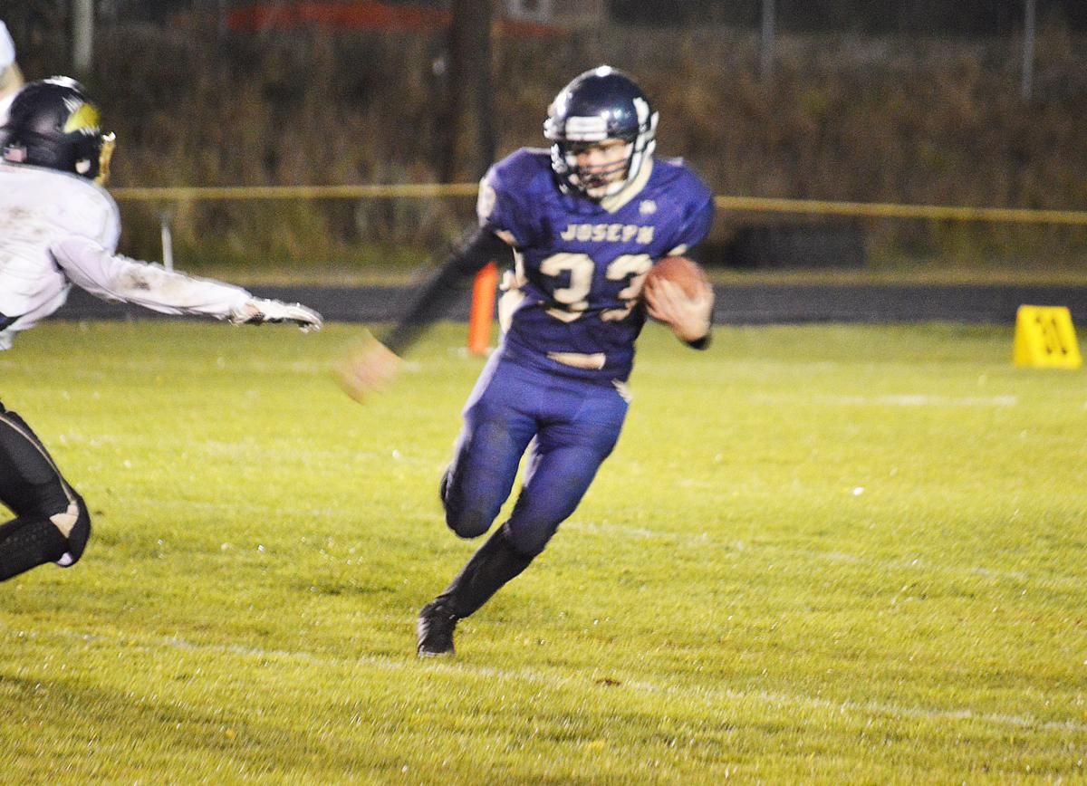 Eagles stumble in second half against Echo
