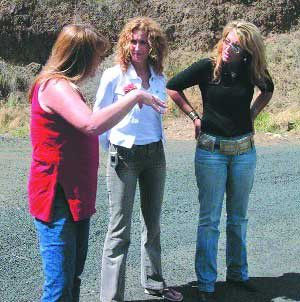 L.A. rep looks to attract filmmakers to Wallowa County