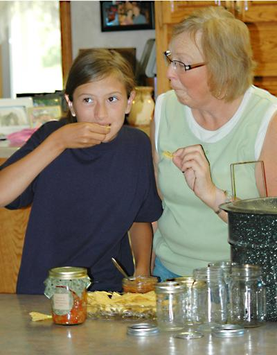 Canning makes more than just food