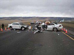 Pendleton man charged in wrong-way crash