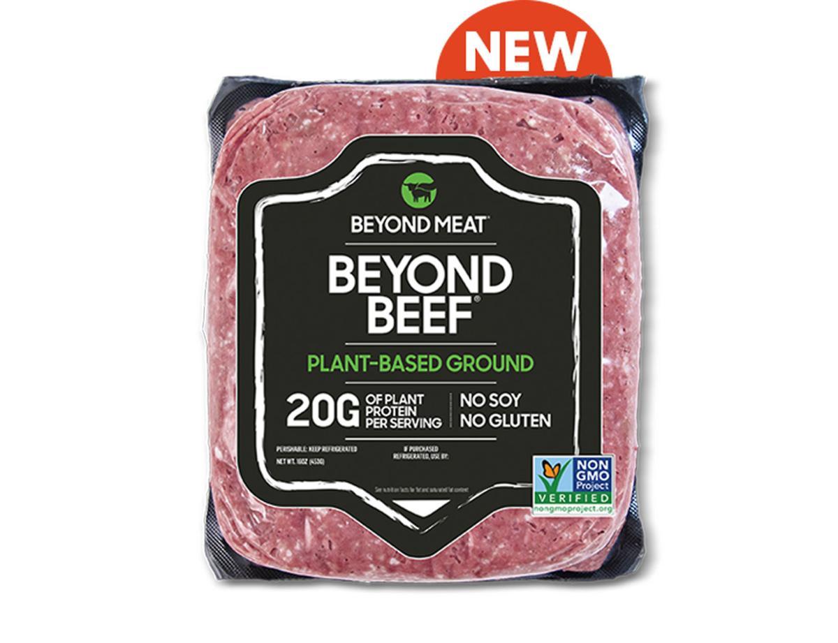 Bey9nd Beef burger