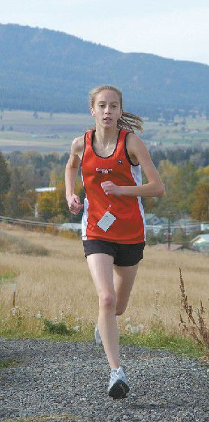 Stangel strides to 2A title