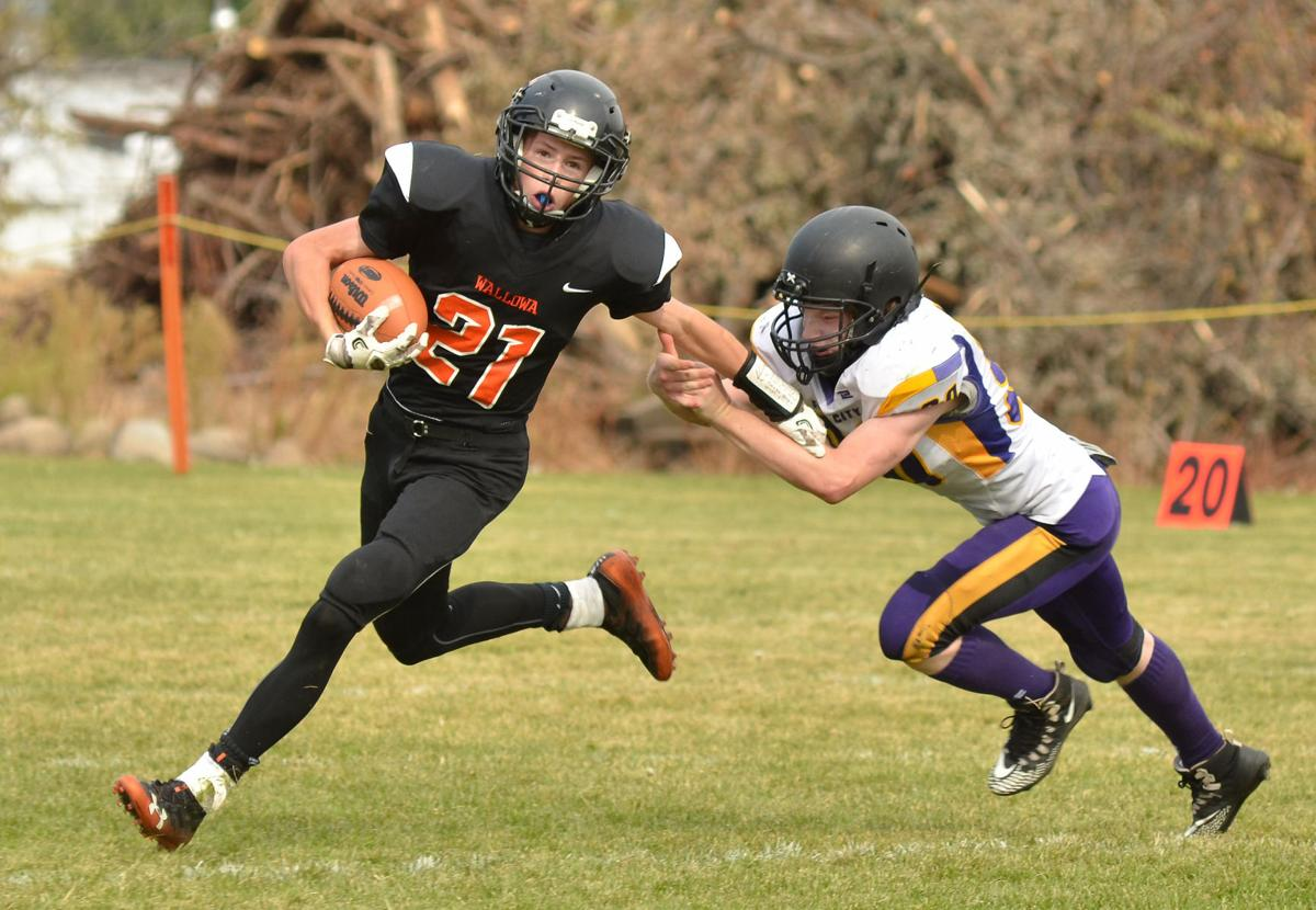 Wallowa stepping up its passing game