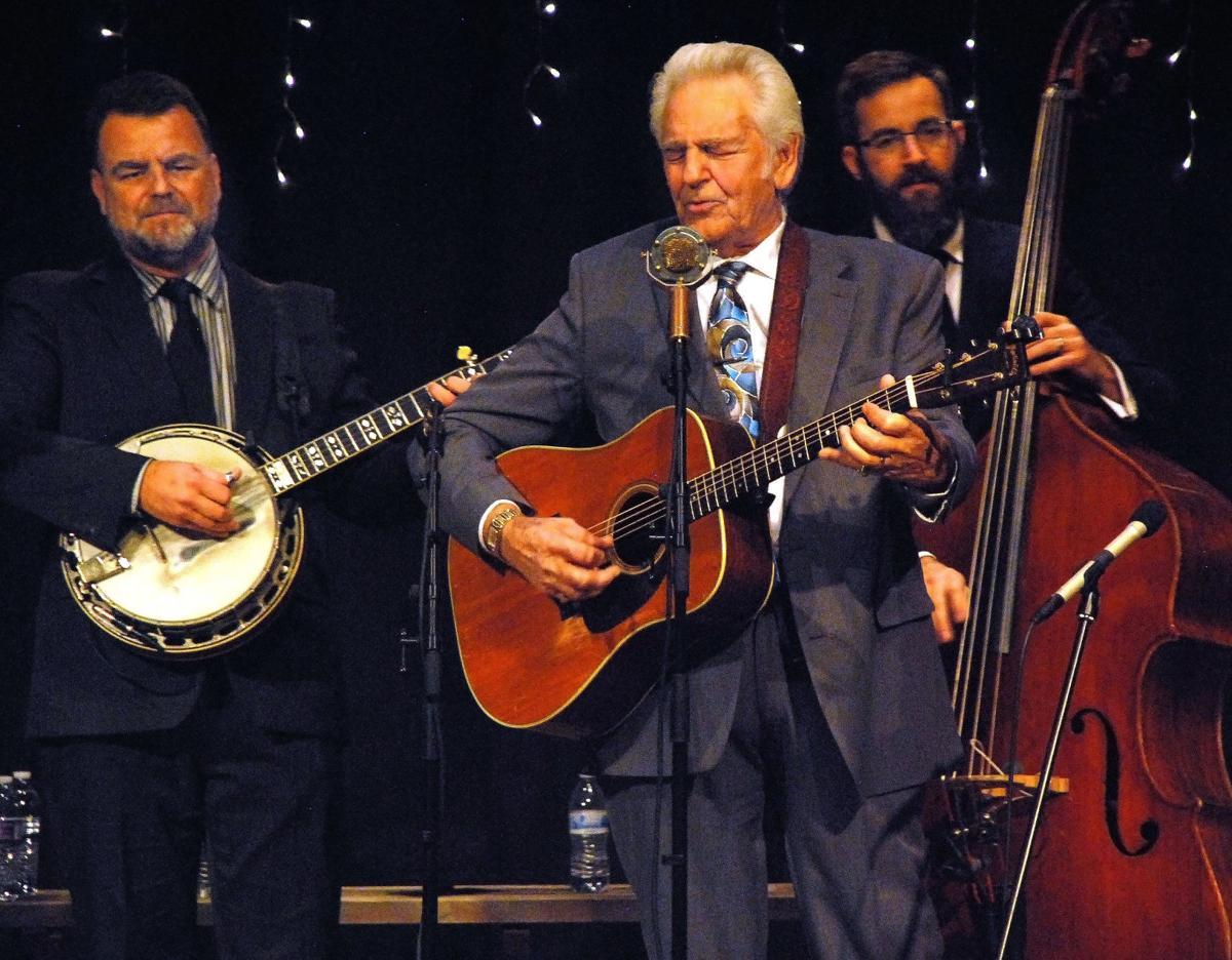 A night of bluegrass