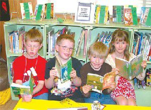 Battle of Books shaping up at libraries