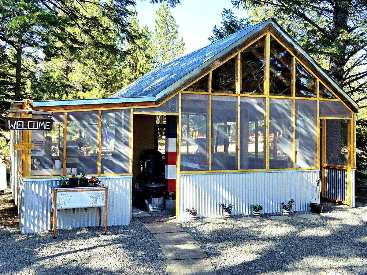 Divide Camp adds outdoor kitchen, other amenities