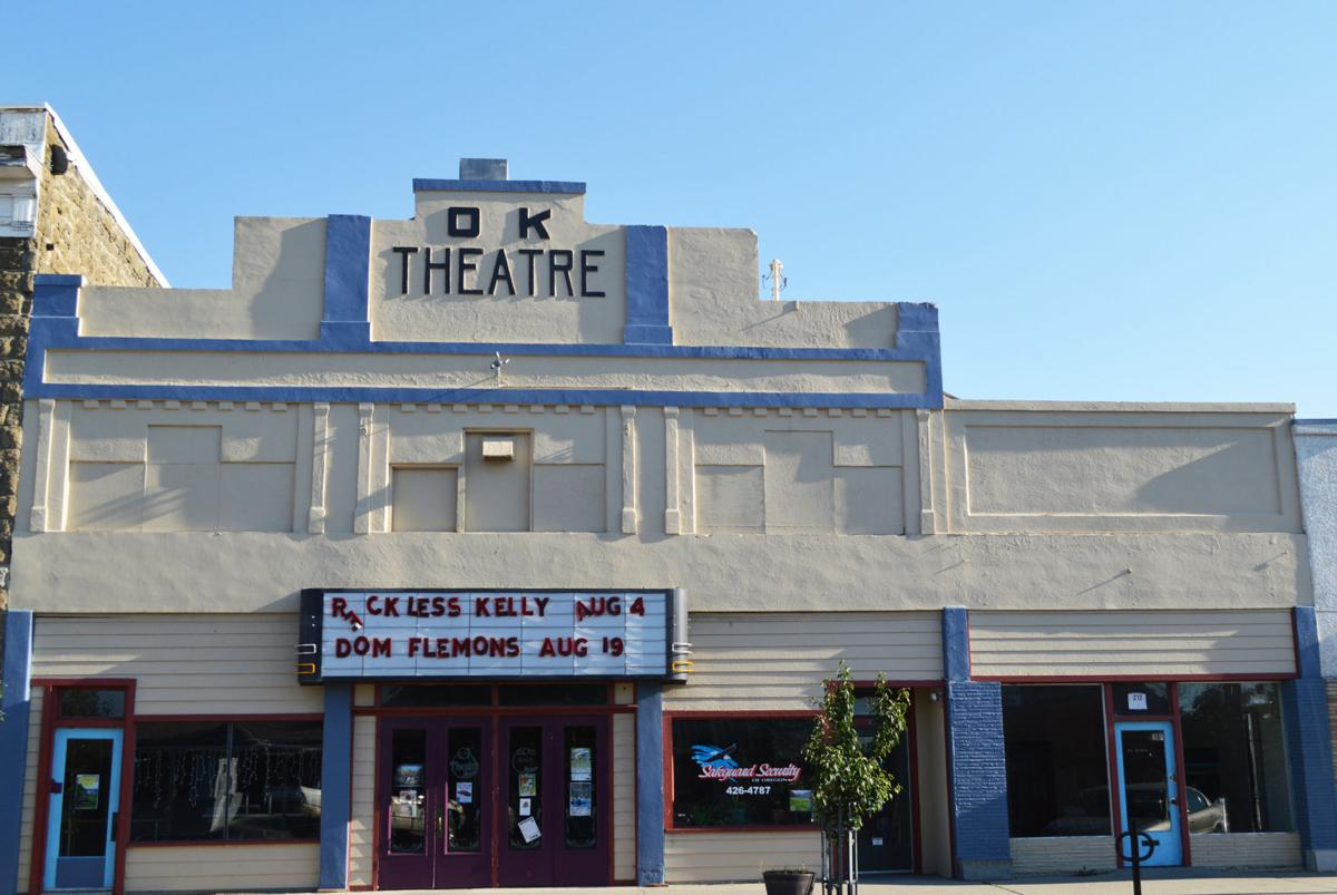 OK Theatre plans centennial benefits