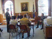 In regional mock trial, Providence students convict, defend 'eco-terrorist'