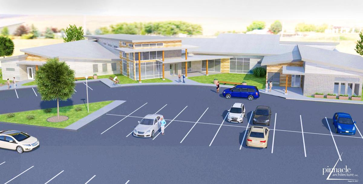 New integrated health care center 1