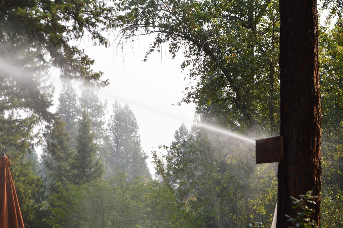 Falls Creek fire fizzles