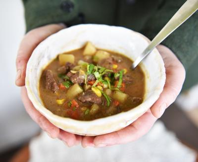 Winter harvest stew
