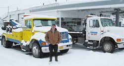Mike's Garage adds additional tow truck