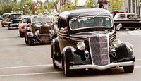 Oregon Mountain Cruise pulls 226 classic cars