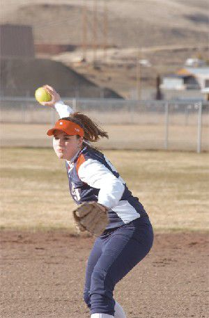 E-Js and Jensen Field see their first softball game