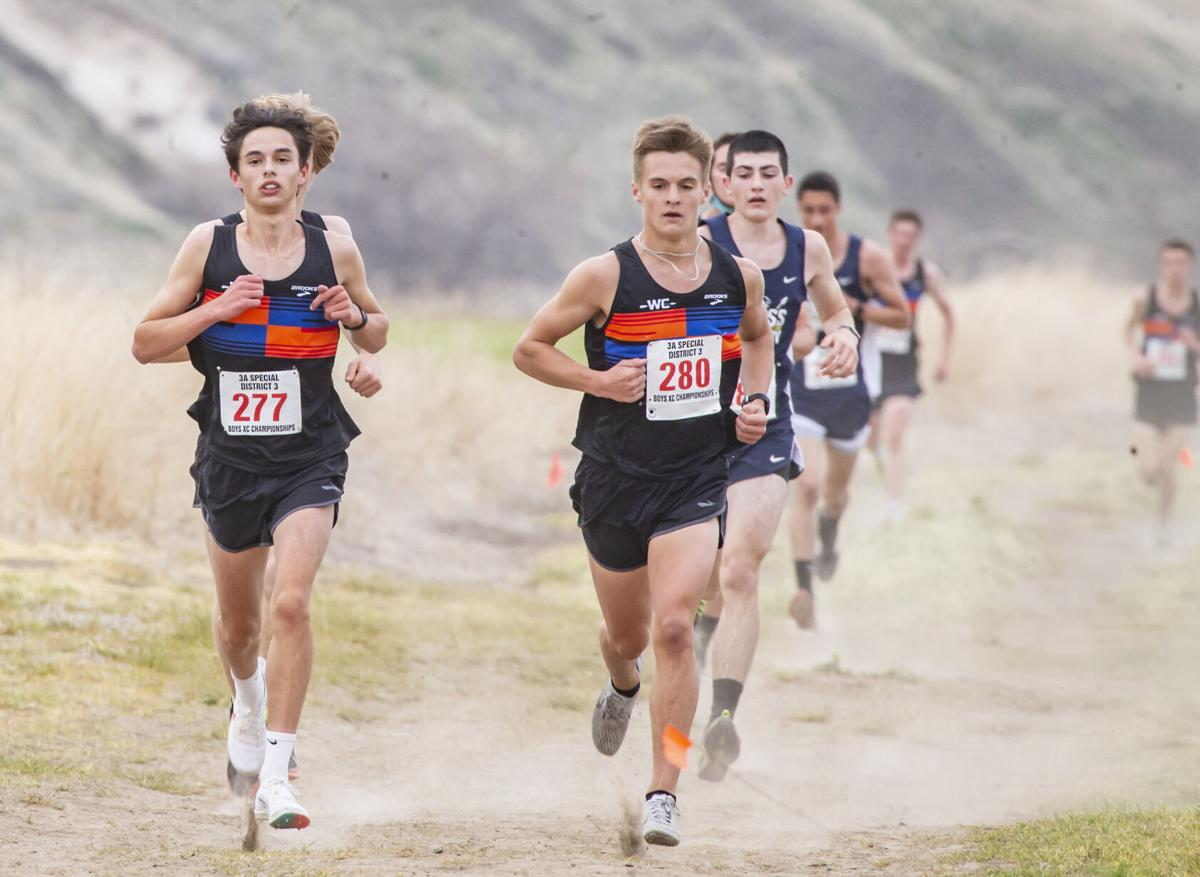 3A/2A/1A Special District 5 Spring XC Championship