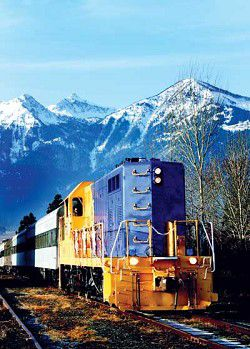 THINGS TO DO: Eagle cap train