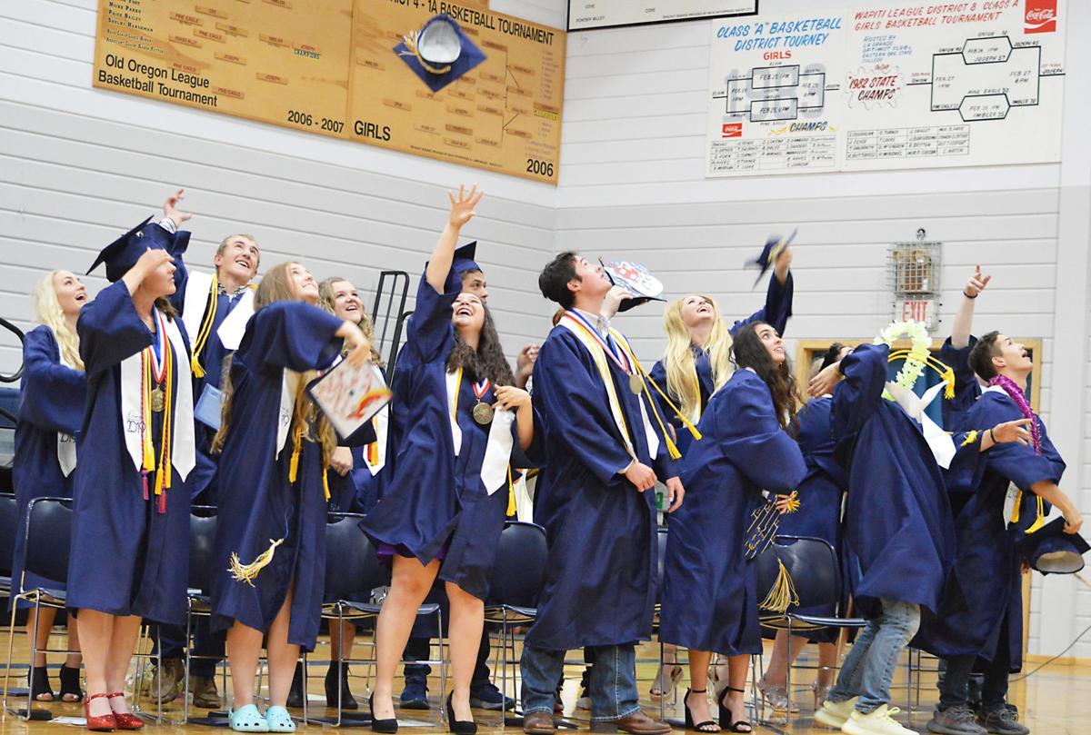 Joseph Charter School Graduation