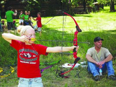 Kids continue to relish weeklong summer camp