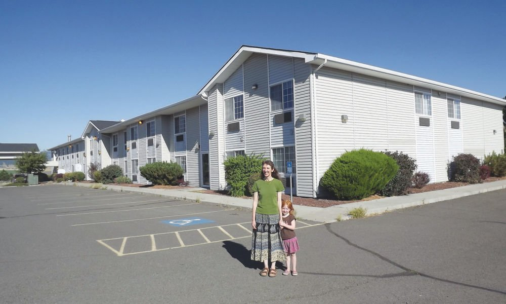 Couple purchases former Best Western