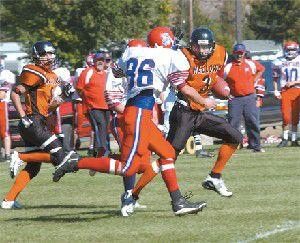 Wallowa FB pummels Pine Eagle Spartans