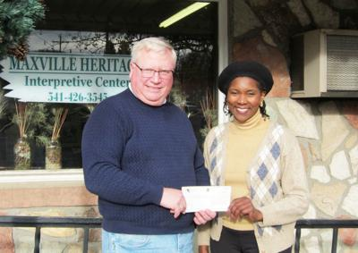 Pacific Power grant aids Maxville Heritage planning