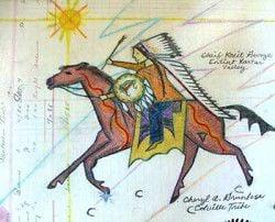 Nez Perce art show set for Oct. 2 at lodge