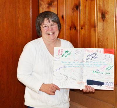 Joseph librarian ready for new chapter as retiree