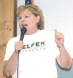 Telfer vies for Oregon treasurer