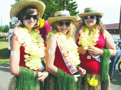 4-H Court trio look back on year of fun, friendship