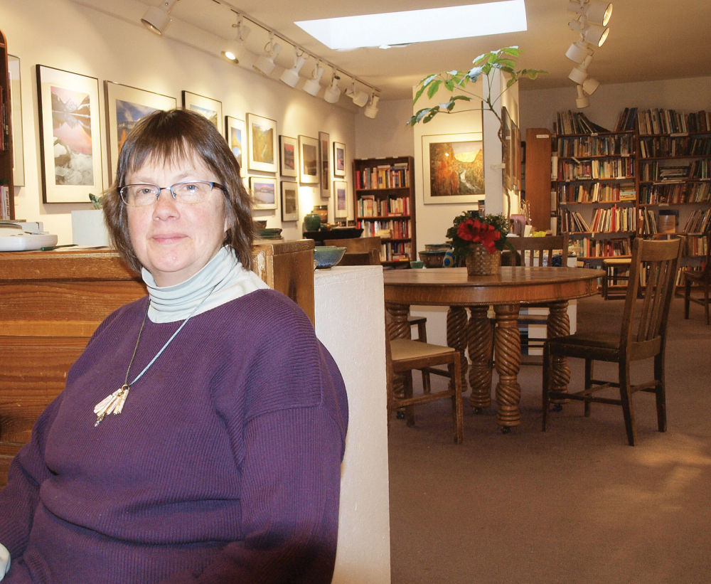 Bookloft owner still passionate after 25 years