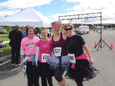 Amy Hafer Race for Cancer Awareness this Saturday