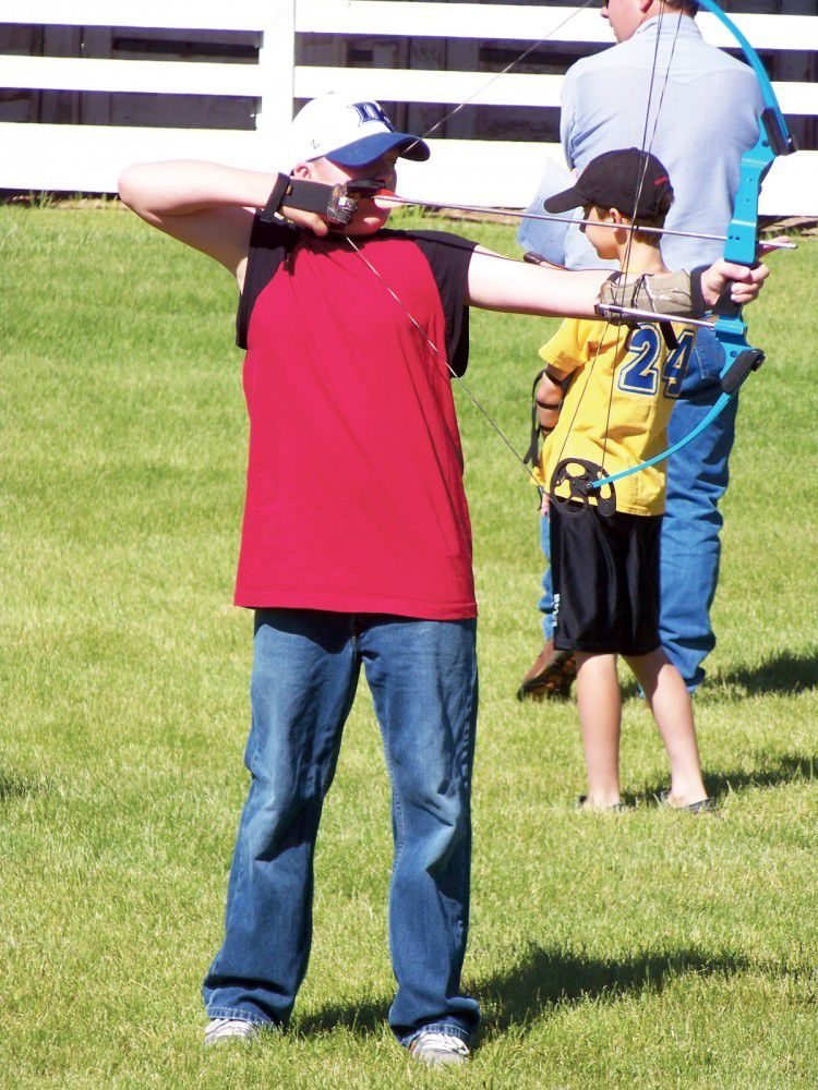 Eighty 4-H'ers compete in  Spring Fair