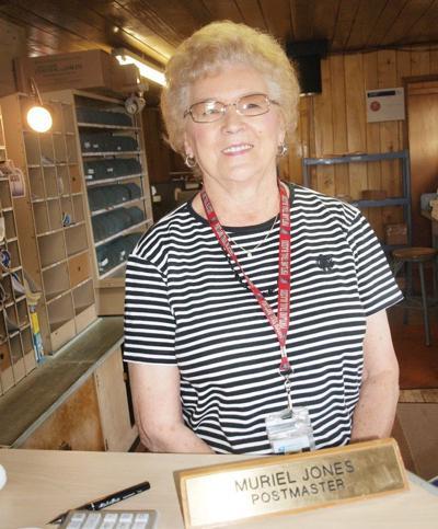 Muriel Jones stepping down as Postmaster